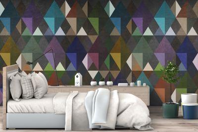 Small rhombuses Wallpaper