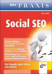 Buch Social SEO von Dirk Schiff