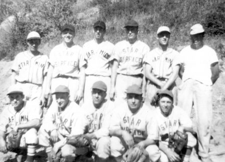 FIC126 Star Mine Baseball Champs 1949 - Copy