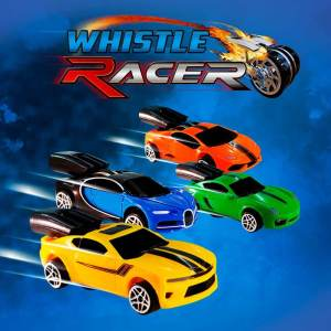 Whistle Racer logo de Wallatoys