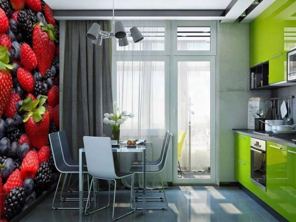 Фотообои на кухню – купить фотообои для кухни | Интернет ...