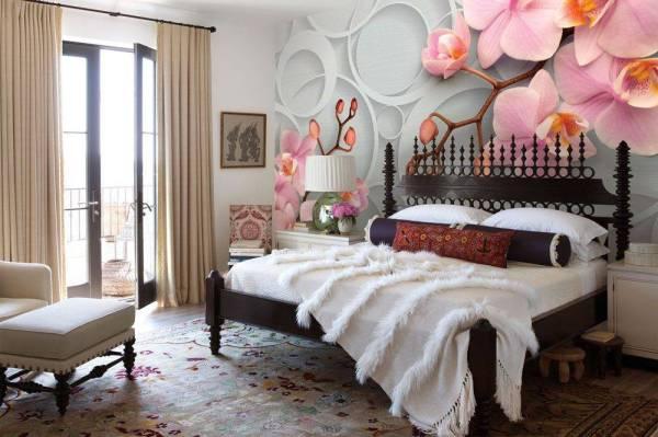 Фотообои в спальню на стену - купить фотообои для спальни ...