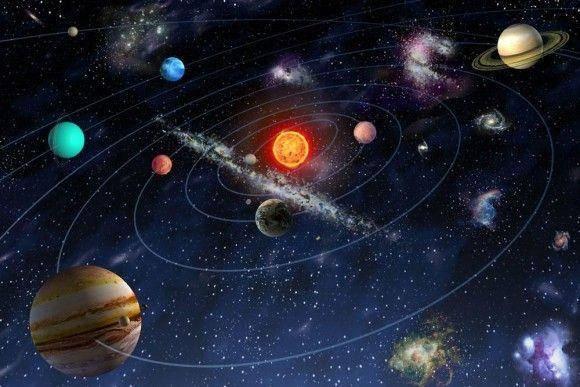 Картины Космос от ТМ Walldeco