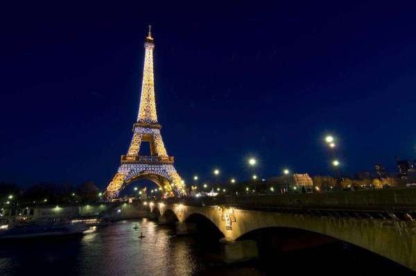 Фотообои Ночной Париж 2913 купить в Украине | Интернет ...