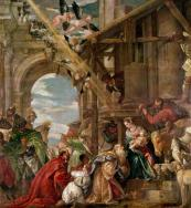 Adorazione dei Re Veronese
