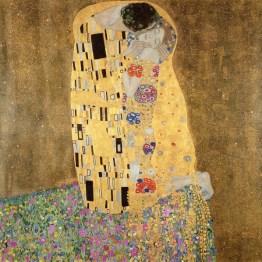 Il bacio 1907-1908