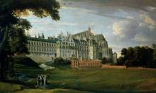 Infanta Isabella Clara Eugenia (1556-1663) Strolling In The Grounds Of The Palace In Brussels - Jan the Elder