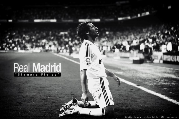 Raul Gonzalez Wallpaper Real Madrid Legend #12541 ...