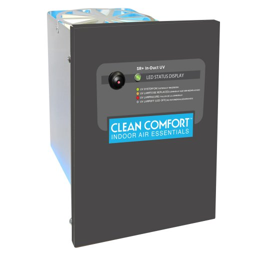 Clean Comfort In Duct UV Purifier