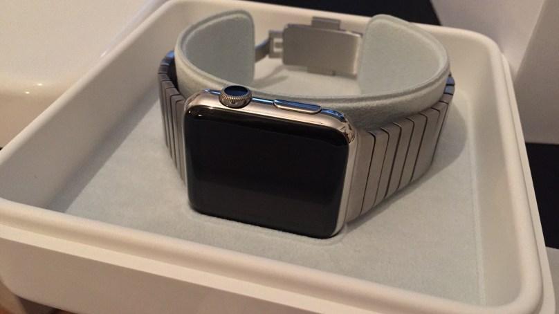 Mitt första intryck av Apple Watch