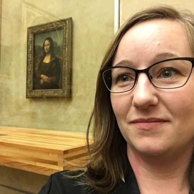 Vad är väl en fest på Louvren?