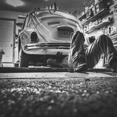 Tre av tio vill inte äga sin bil