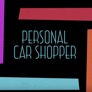 PERSONAL CAR SHOPPER – THE MOVIE
