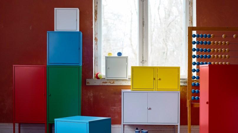 IKEA LIXHULT – EN AUGUSTINYHET