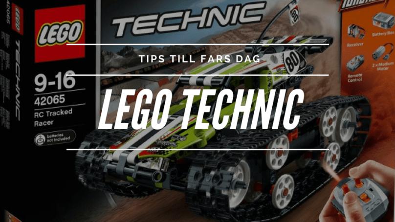 Lego på fars dag – LEGO® Technic