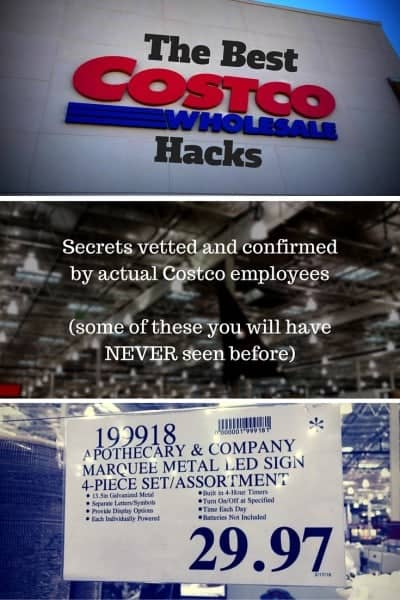 18+ Costco Money Hacks, or, How Costco Pays Me to Be a Member on Costco Number id=48521