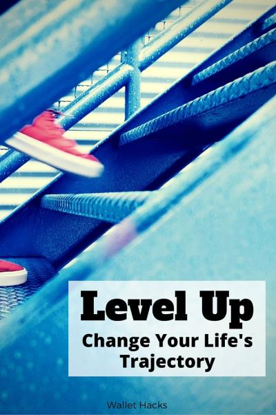 Level Ups are all around you. They have the ability to change your life for the better, learn what these are, how to find them, and what they mean for your future.