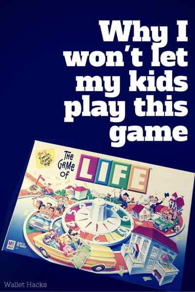 Life is full of invisible scripts and it's no more evident than in Milton Bradley's The Game of Life.