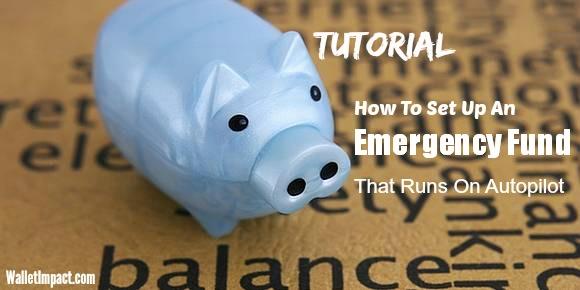 automatic emergency fund