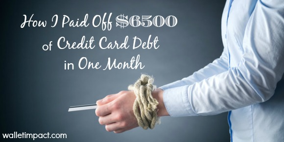 how do you pay off credit card