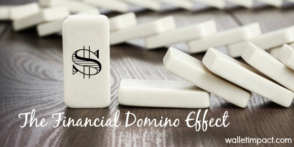 The Financial Domino Effect