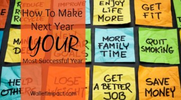 How To Make Next Year Your Most Successful Year