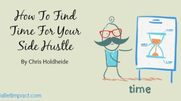 How To Find The Time For Your Side Hustle