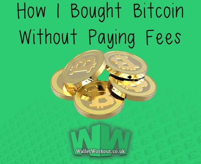 how to buy bitcoin without a fee
