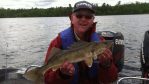 Gary Leech Lake Walleye