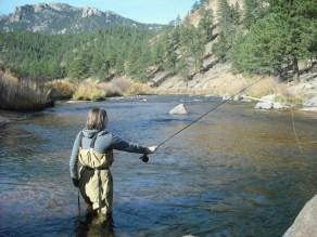 South Platte Trout Fishing 4