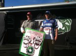 NWT Co and Pro Anglers of the year: JD Knight and Robert Blosser