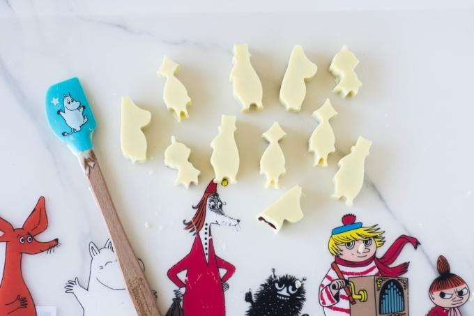 Moomin Chocolate Truffles
