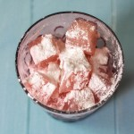 Sugar-free Vegan Turkish Delight