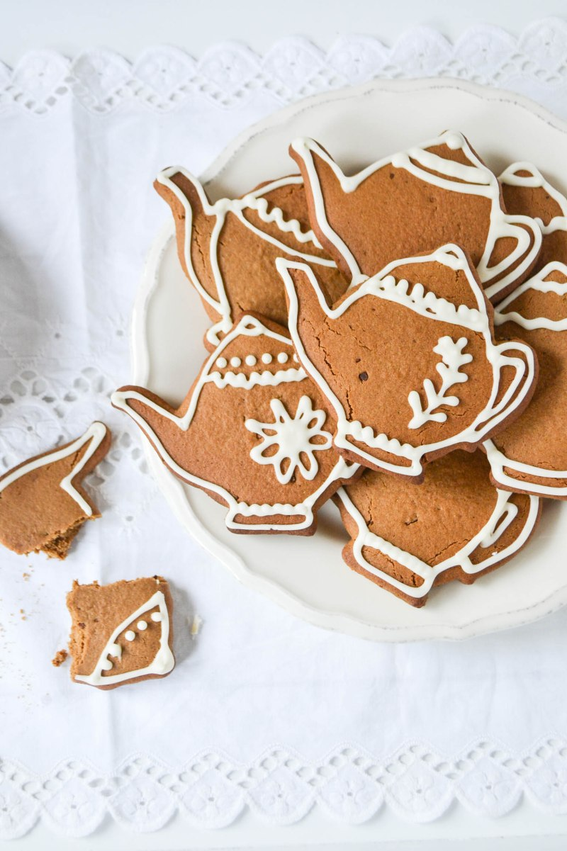 Vegan Chai Gingerbread {GF}