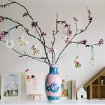 DIY: Cherry Blossom Easter Tree