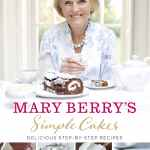 Giveaway: 'Simple Cakes' by Mary Berry! (Closes 19/8/15)