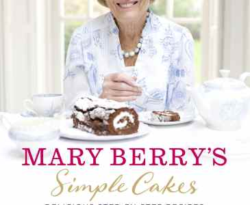 Win a copy of Mary Berry's 'Simple Cakes'
