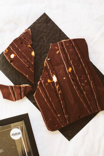 Hotel Chocolat Vegan Christmas Review 3