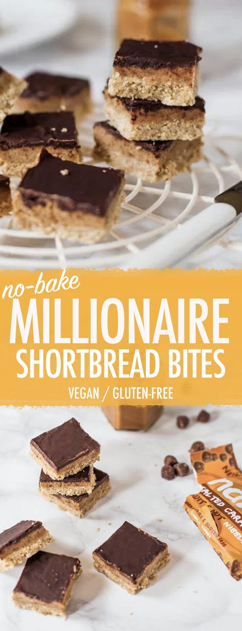 Nakd Raw Millionaire Shortbread