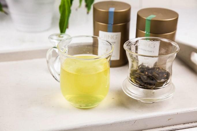 JING Lemongrass Tea 2