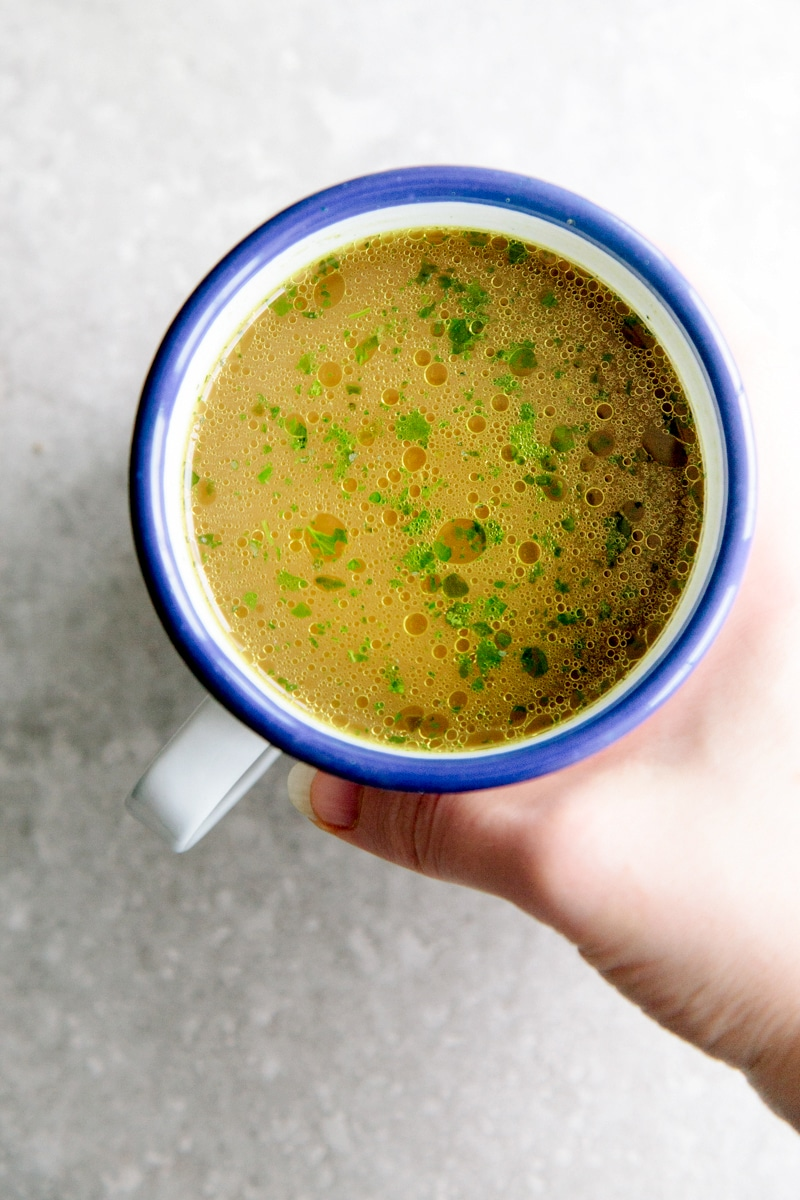 Why Haven't You Tried Bone Broth Soup Yet