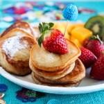 Tortillas de Carnaval – Canarian Pancakes (Vegan)