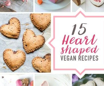 15 Vegan Heart-Shaped Recipes For Valentines