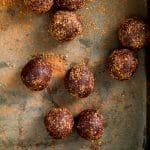 Raw Chocolate Omega Bliss Balls