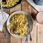 Tofu Breakfast Scramble + Giveaway!