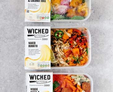 Tesco's New 'Wicked Kitchen' Vegan Range Review + Giveaway!