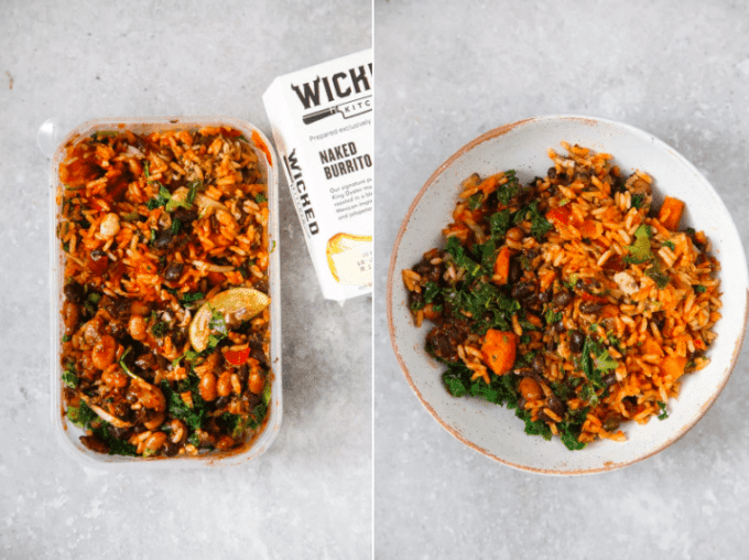 Tesco's New 'Wicked Kitchen' Vegan Range Review