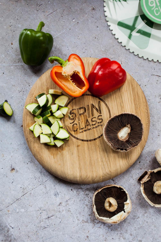 Air Fried Vegetable Stir-fry with Tefal