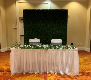 Boxwood Wedding