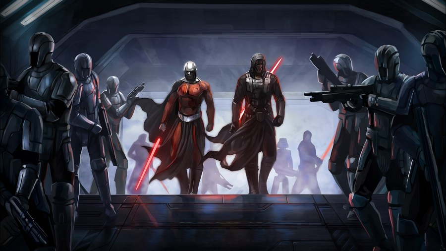 Download desktop wallpaper Art wallpaper for the game Star Wars  The     Art wallpaper for the game Star Wars  The old republic